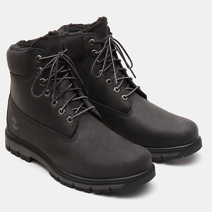 Radford Extra Warm Boot for Men in Black-