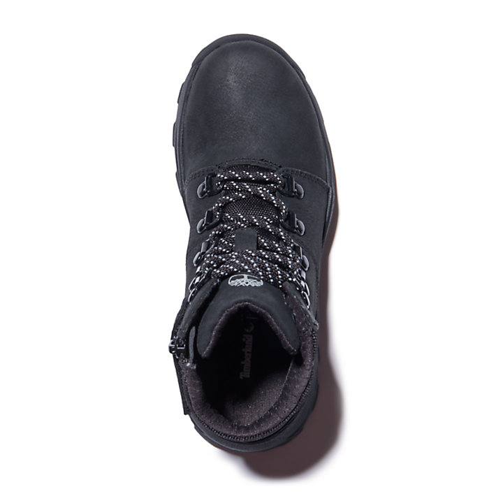 Brooklyn Wanderstiefel für Junior in Schwarz-