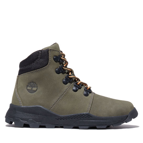 Bottine de randonnée Brooklyn junior en vert | Timberland