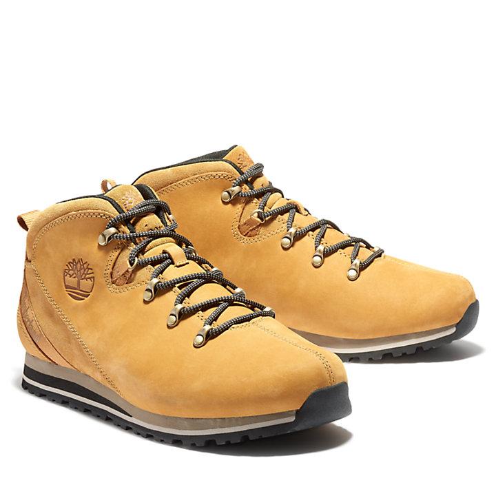Bartlett Ridge Mid Hiker for Men in Yellow-