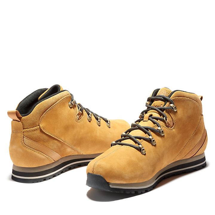 Bottine de randonnée mi-haute Bartlett Ridge pour homme en jaune-