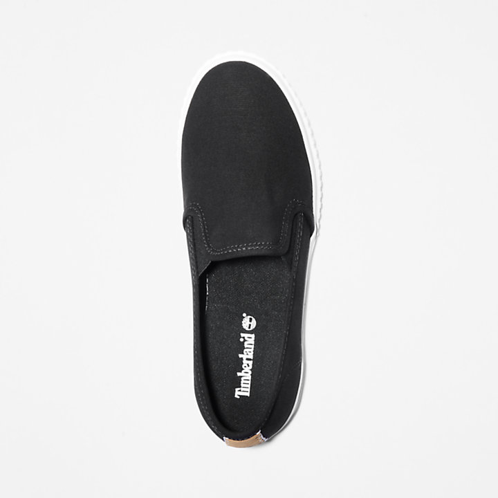 Newport Bay Slip-On Shoe for Women in Black-