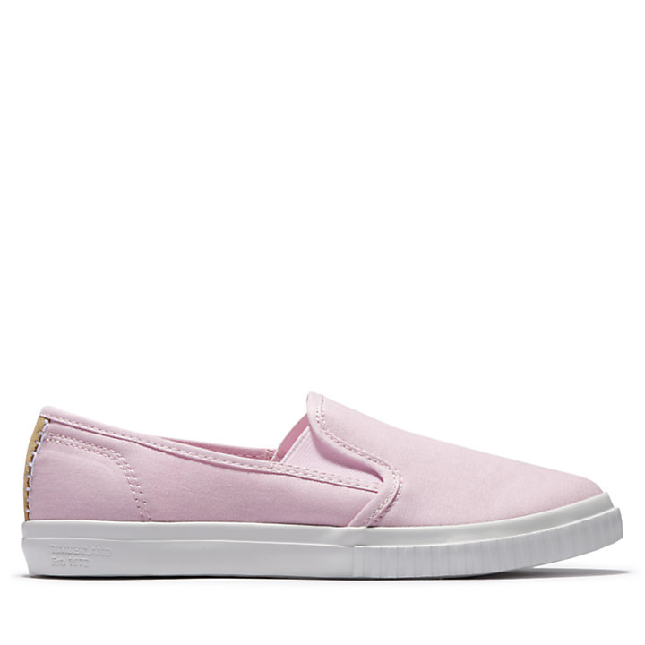 Newport Bay Slip-On Shoe for Women in Pink-