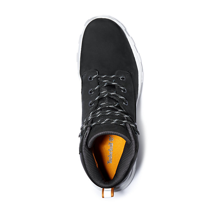 Treeline Chukka for Men in Black-