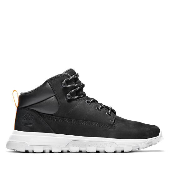 Treeline Chukka for Men in Black | Timberland