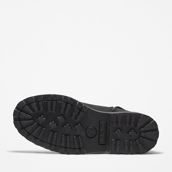 Bottine Chelsea Courma Kid junior en noir-