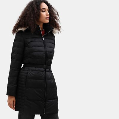 Quilted+Parka+for+Women+in+Black