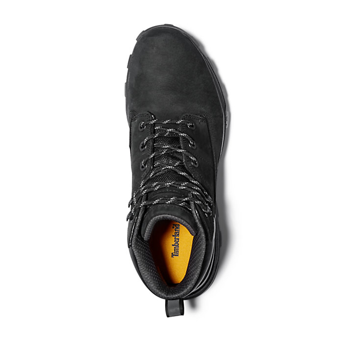 Treeline Chukka for Men in Monochrome Black-