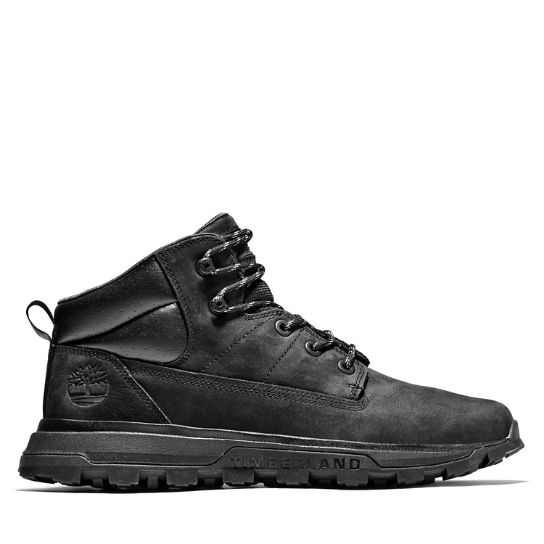 Treeline Chukka for Men in Monochrome Black | Timberland