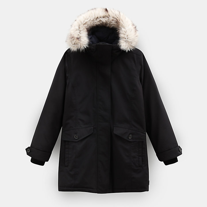 Scar Ridge Parka for Women in Black-