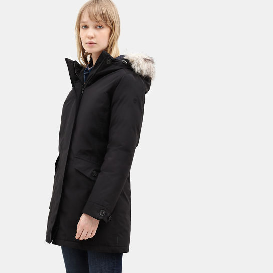 Scar Ridge Parka for Women in Black | Timberland