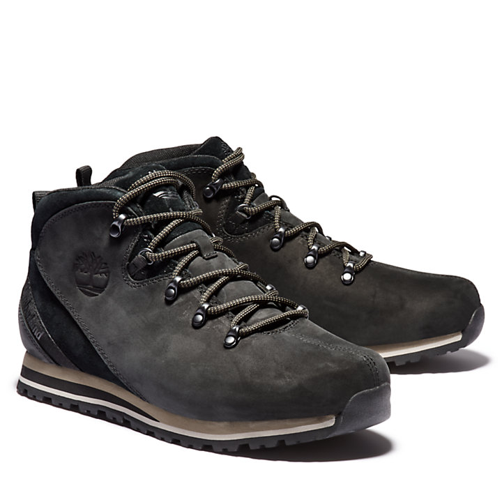 Bartlett Ridge Mid Hiker for Men in Black-
