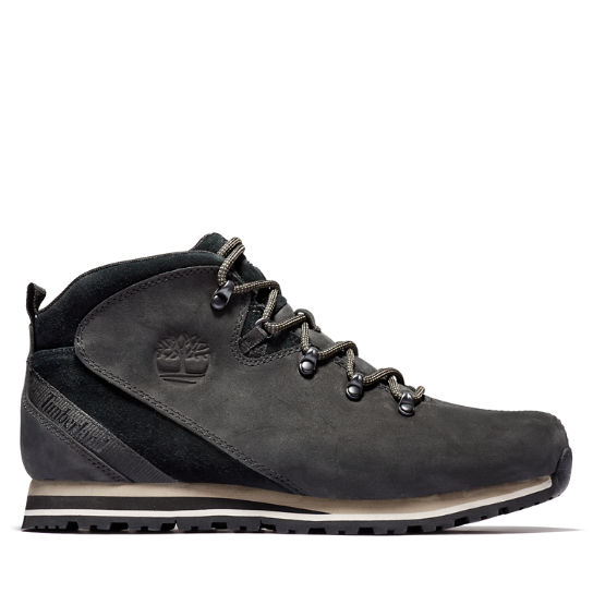 Bartlett Ridge Mid Hiker for Men in Black | Timberland