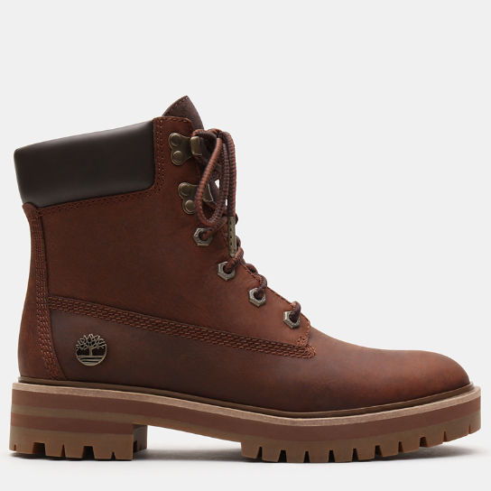 6-Inch Boot London Square pour femme en marron | Timberland