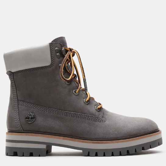 Scarponcino da Donna London Square 6 Inch in grigio | Timberland