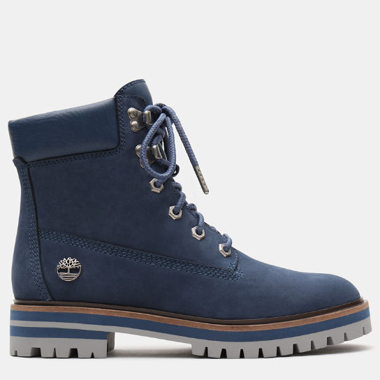 London Square 6 Inch Boot for Women in Navy | Timberland