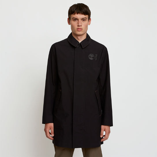 Timberland® x WoodWood CLS Raincoat for Men in Black | Timberland