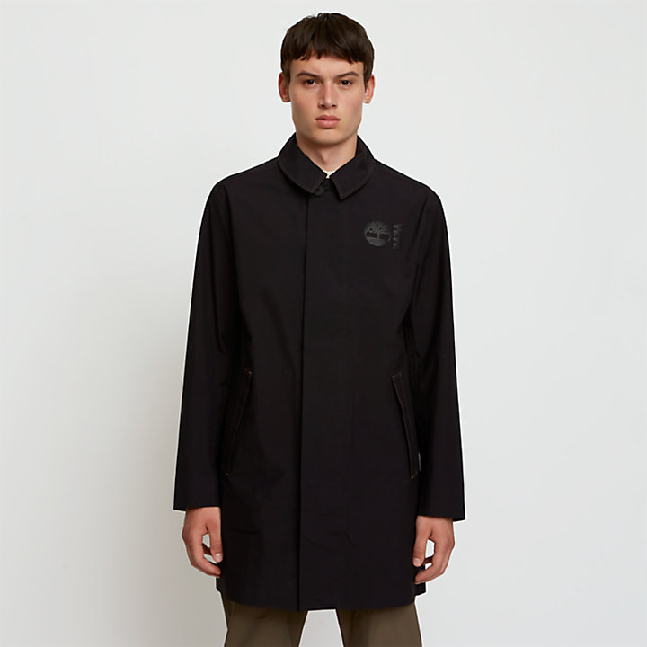 Timberland® x WoodWood CLS Raincoat for Men in Black-