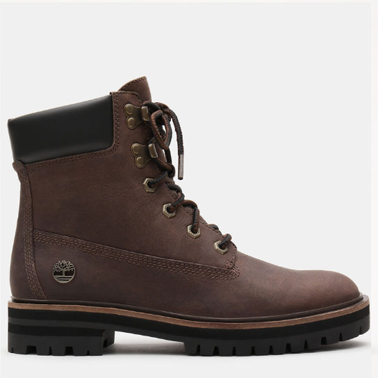 London Square 6 Inch Boots für Damen in Greige | Timberland