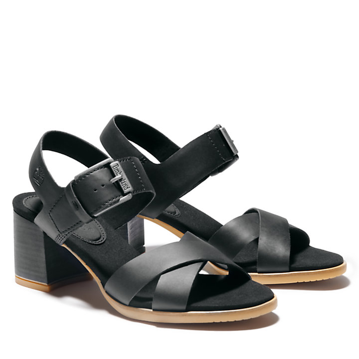 Tallulah May Sandal for Women in Black-