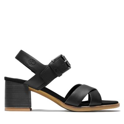 Tallulah+May+Sandale+f%C3%BCr+Damen+in+Schwarz