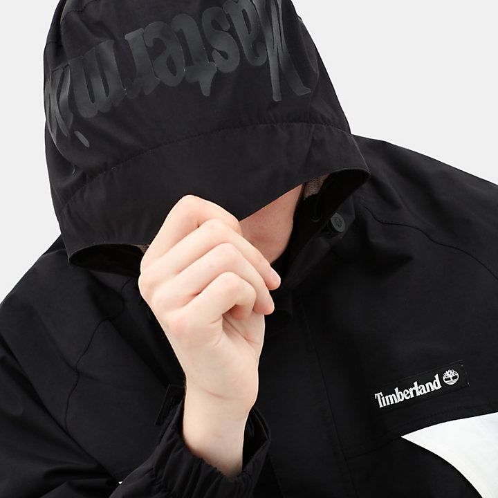 Timberland® x mastermind Weatherbreaker Jacket for Men in Black-