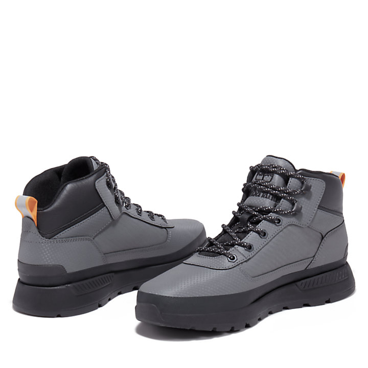 Field Trekker TecTuff® Sneaker for Men in Grey-