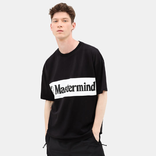 Timberland® x mastermind T-Shirt for Men in Black | Timberland