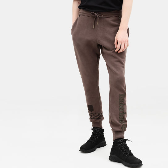 Timberland® x mastermind Sweatpants for Men in Brown | Timberland