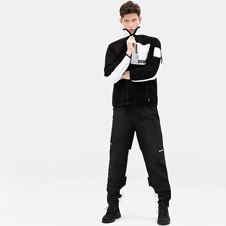 Pantaloni Sportivi da Uomo Timberland® x mastermind in colore nero-
