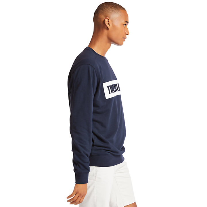 Shedd Brook Sweatshirt für Herren in Navyblau-