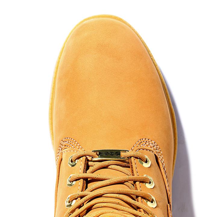 6-inch Boot Premium en peau de mouton pour homme en jaune-