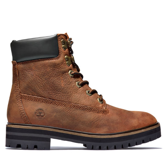 London Square 6 Inch Boot voor dames in bruin | Timberland