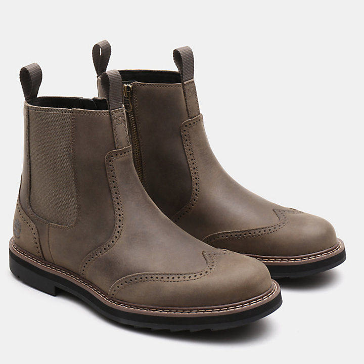 Squall Canyon Chelsea Boot for Men in Brown-