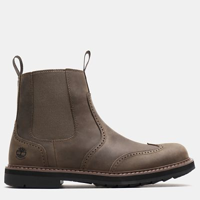 Squall+Canyon+Chelsea+Boots+f%C3%BCr+Herren+in+Braun