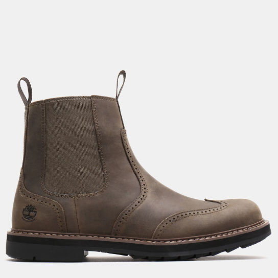 Squall Canyon Chelsea Boot for Men in Brown | Timberland