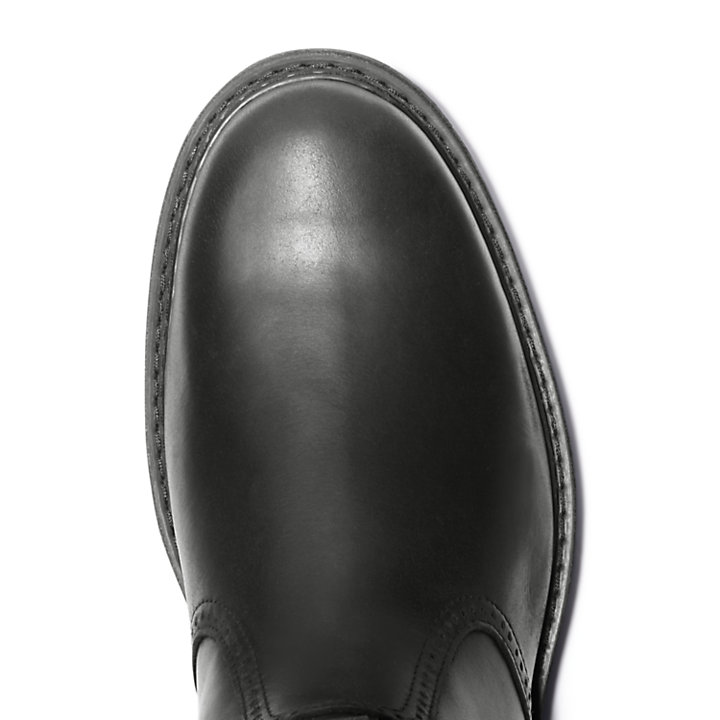 Squall Canyon Chelsea Boot for Men in Black-