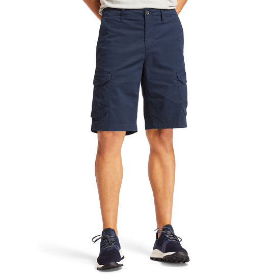 Tarleton Lake Cargo Shorts for Men in Navy | Timberland