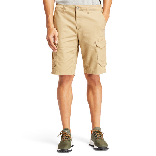 Tarleton Lake Cargo Shorts for Men in Khaki | Timberland
