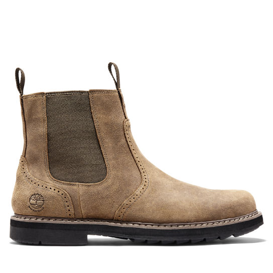 Squall Canyon Chelsea Boot for Men in Beige | Timberland