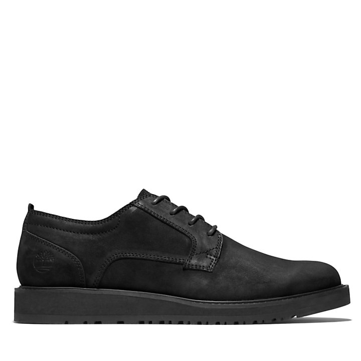Wesley Falls Oxford for Men in Black-