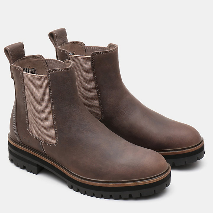 London Square Chelseas für Damen in Taupe-