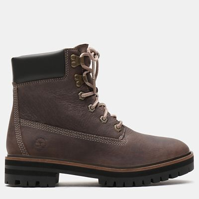 London+Square+6+Inch+Boot+for+Women+in+Light+Brown