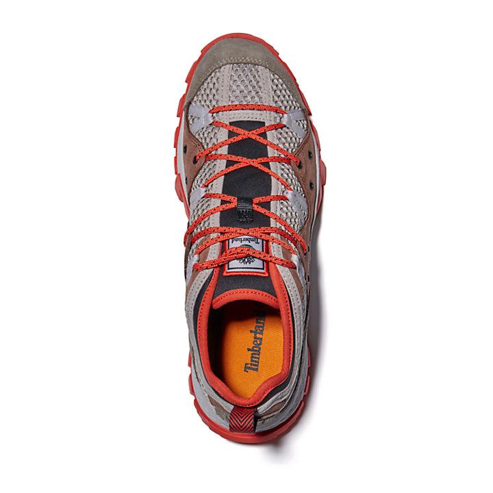 Garrison Trail Low Wander-Sneaker für Herren in Beige-