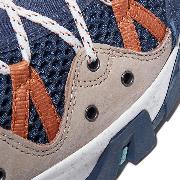 Garrison Trail Low Wander-Sneaker für Herren in Navyblau-