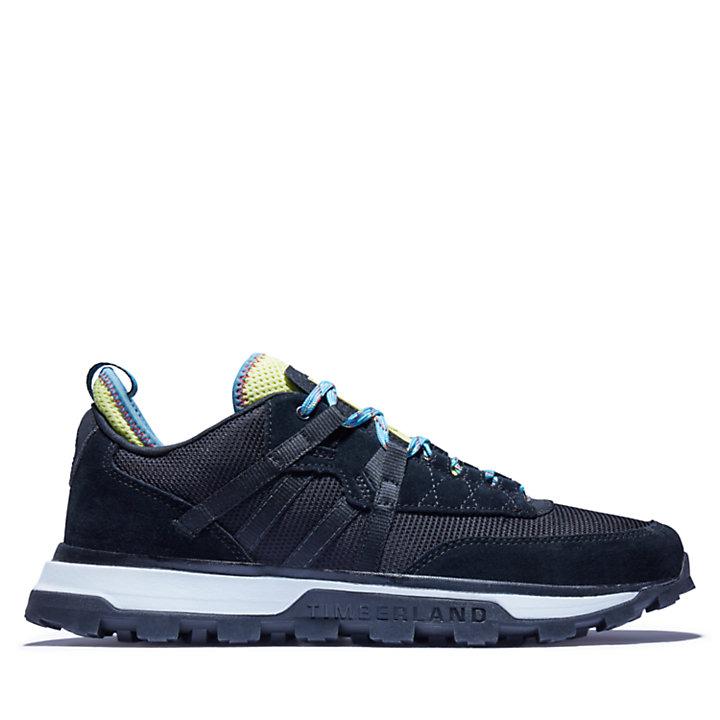 Treeline Low Sneaker for Men in Black-