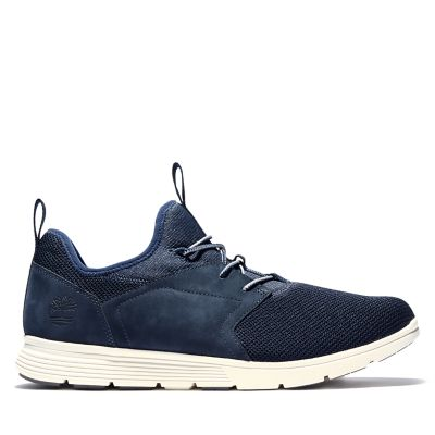 Killington+Sock-Fit+Sneaker+voor+Heren+in+marineblauw