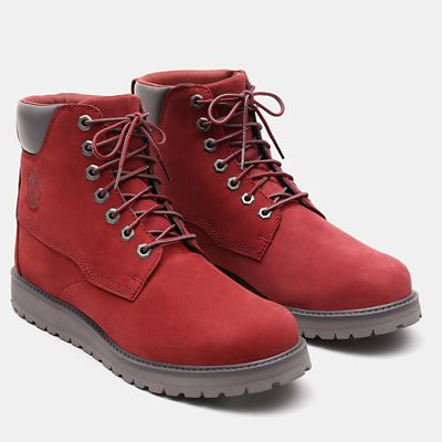 6-inch+Boot+Richmond+Ridge+pour+homme+en+rouge+fonc%C3%A9