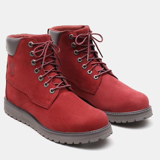 "Richmond Ridge 6"" Boot for Men in Dark Red 