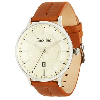 Marblehead+Watch+for+Men+in+Beige%2FTan